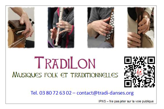 Carte TradiLon